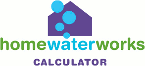 home water works calculator image