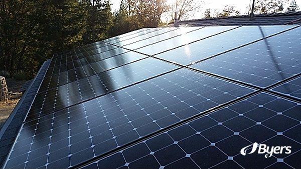 Byers' Solar | Sunpower Panels | City Solar | Solar California