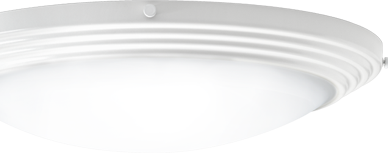 AuroraGlo White Solatube Decorative Fixture
