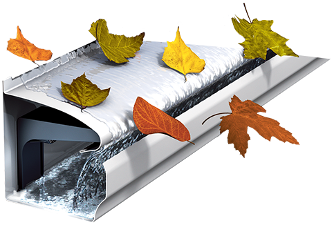Uniquely Designed Gutters That Incorporate Gutter Protection And Exceptional Performance In One Beautiful Package
