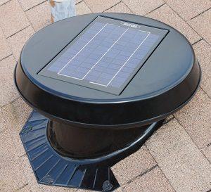 Solar Attic Fan Grass Valley CA