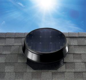 Solar Attic Fan Land Park CA