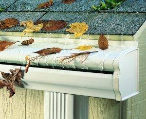 Fire Safety Code and Covered Gutters