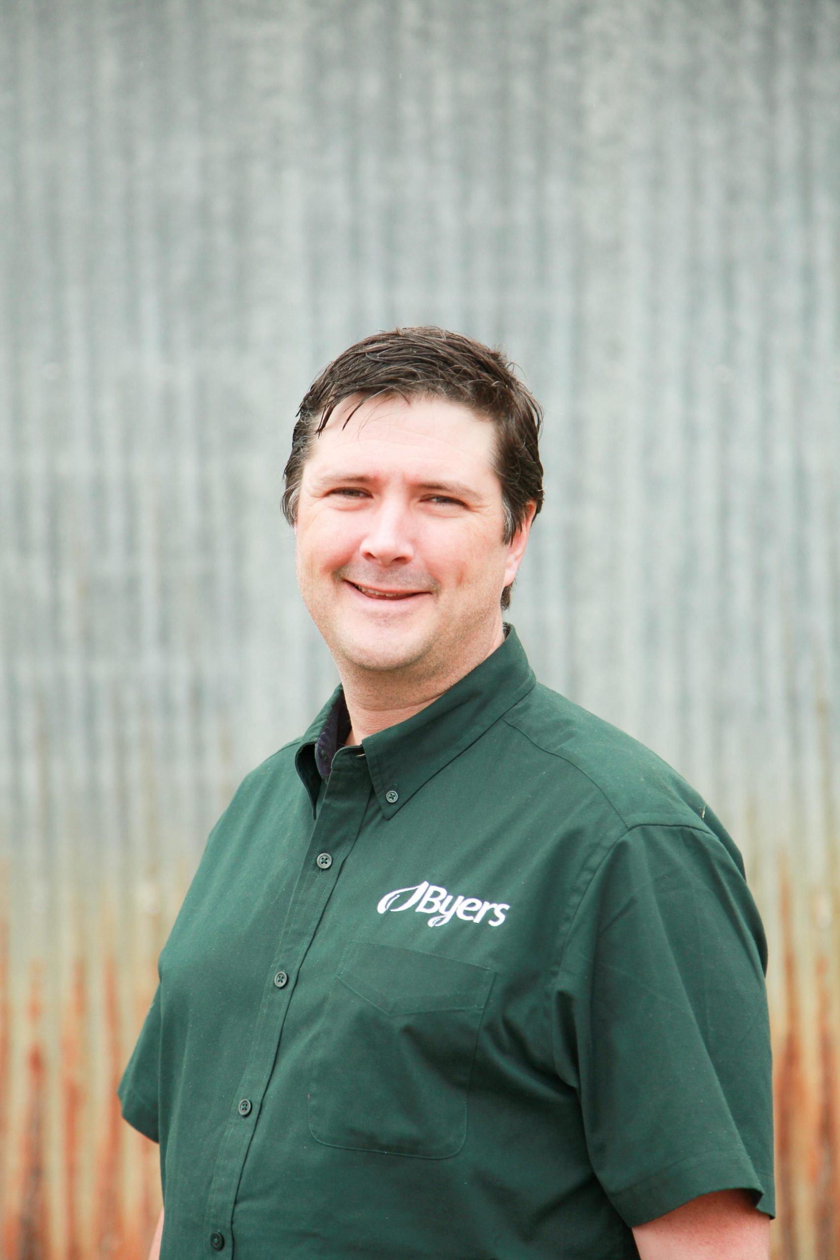 Coryon Redd - Byers Solar Sales
